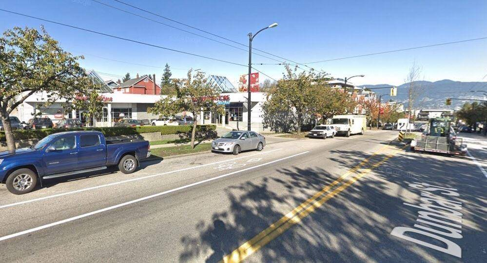 Commercial property for lease at 3480 Dunbar St Vancouver British Columbia - MLS: C8028055