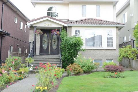 House for sale at 3480 4th Ave E Vancouver British Columbia - MLS: R2400098