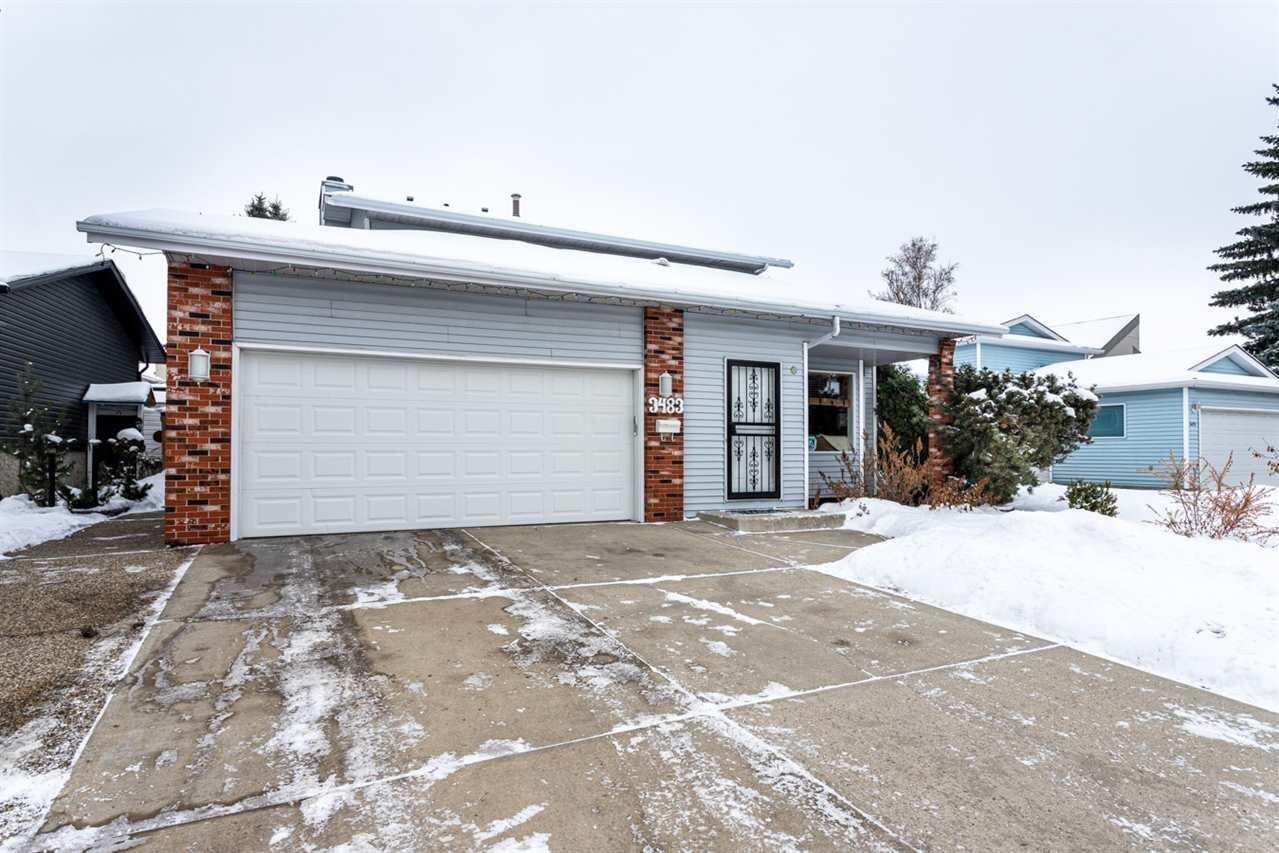 House for sale at 3483 39 St NW Edmonton Alberta - MLS: E4217802