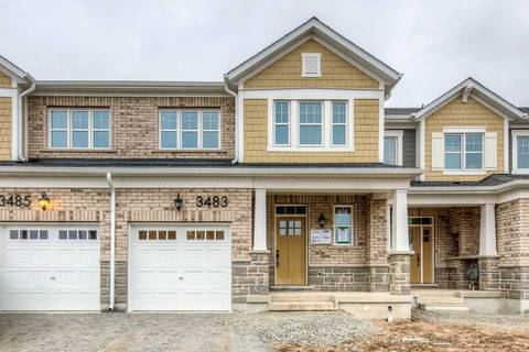 Townhouse for rent at 3483 Eternity Wy Oakville Ontario - MLS: W4642795