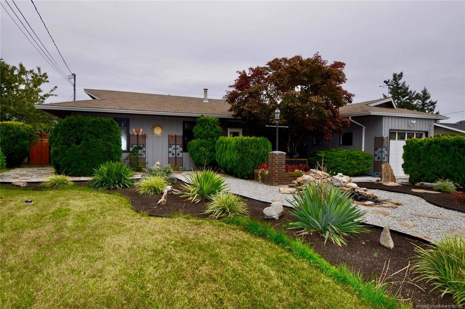 House for sale at 3485 Dunbarton Rd West Kelowna British Columbia - MLS: 10192190