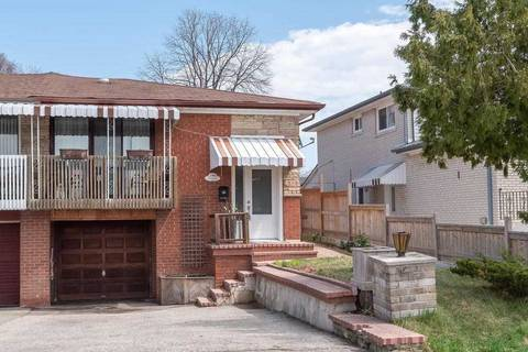 Townhouse for sale at 3485 Ellengale Dr Mississauga Ontario - MLS: W4487493