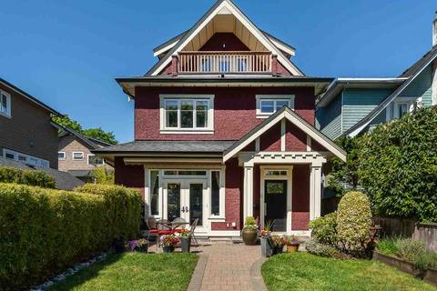 Townhouse for sale at 3485 2nd Ave W Vancouver British Columbia - MLS: R2369213