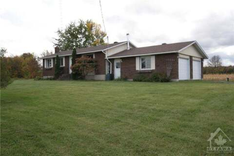 House for sale at 3486 County 31 Rd Winchester Ontario - MLS: 1211641