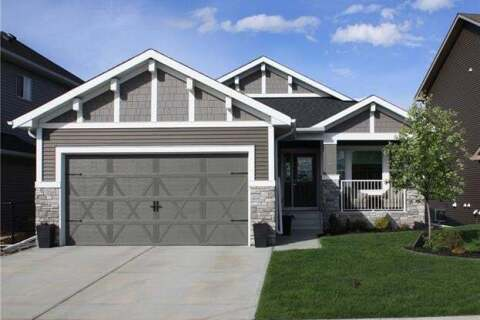 House for sale at 349 Bayside Cres Southwest Airdrie Alberta - MLS: C4288723