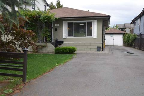 House for sale at 349 Boyne St New Westminster British Columbia - MLS: R2405157