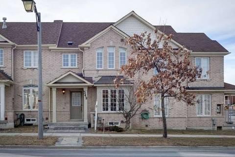 Townhouse for rent at 349 Bur Oak Ave Markham Ontario - MLS: N4491908