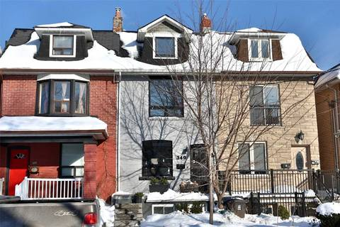 Townhouse for rent at 349 Delaware Ave Toronto Ontario - MLS: W4673270
