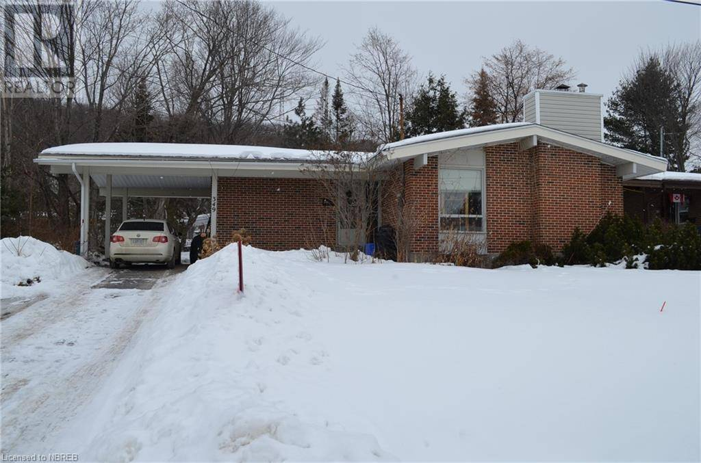 House for sale at 349 Justin St North Bay Ontario - MLS: 242752