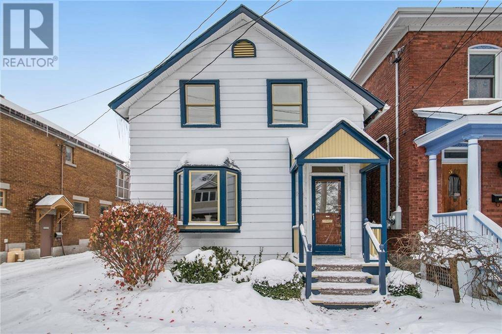 House for sale at 349 Mackay St Ottawa Ontario - MLS: 1173694