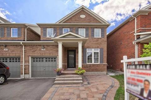 Townhouse for sale at 349 Nairn Circ Milton Ontario - MLS: W4567261