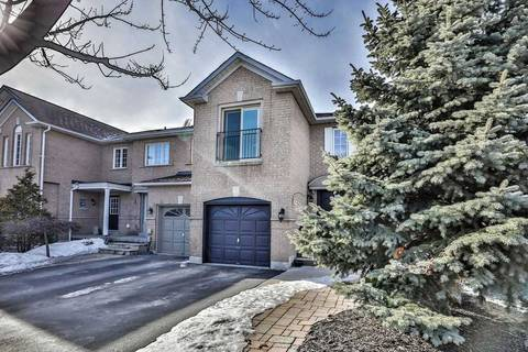 Townhouse for sale at 349 Ravineview Wy Oakville Ontario - MLS: W4386097