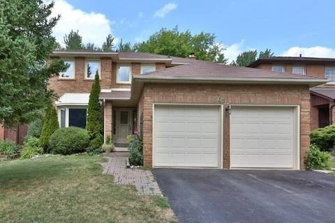 House for sale at 349 Raymerville Dr Markham Ontario - MLS: N4425545