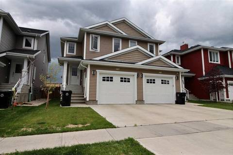 Townhouse for sale at 349 Simmonds Wy Leduc Alberta - MLS: E4160990