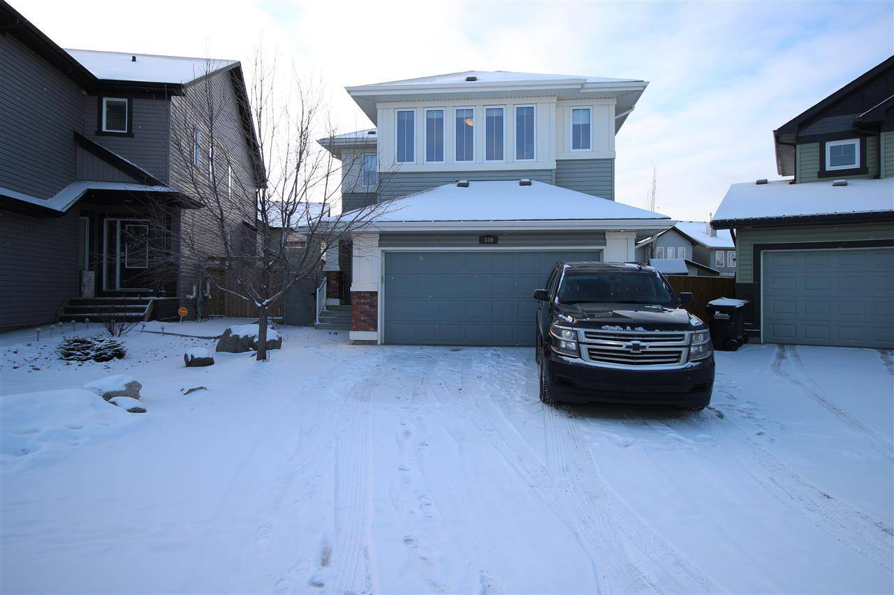 House for sale at 349 Still Creek Cres Sherwood Park Alberta - MLS: E4180967