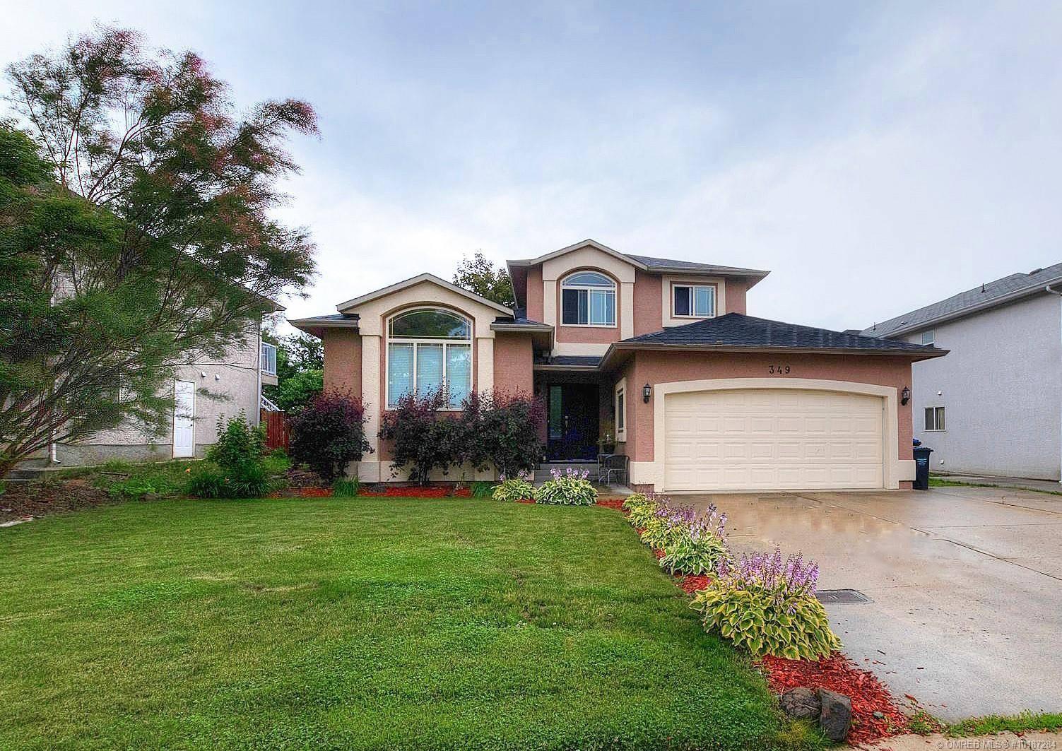 House for sale at 349 Sumac Rd East Kelowna British Columbia - MLS: 10187284