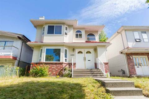 House for sale at 3493 Napier St Vancouver British Columbia - MLS: R2375498