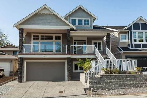 House for sale at 34931 Mt. Blanchard Dr Abbotsford British Columbia - MLS: R2436879