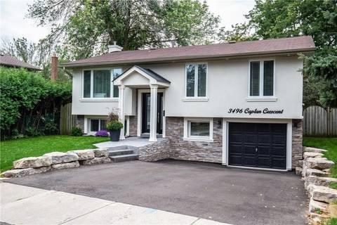 House for sale at 3496 Caplan Cres Burlington Ontario - MLS: H4056430