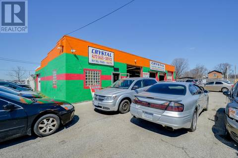 Commercial property for sale at 3496 Sandwich  Windsor Ontario - MLS: 19015813