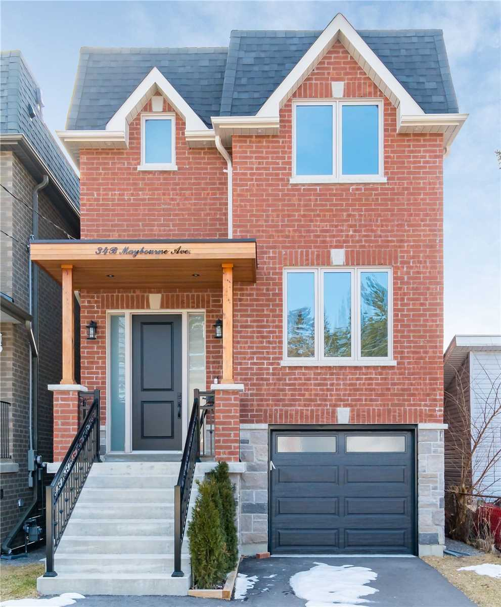 For Rent: 34b Maybourne Avenue, Toronto, ON | 4 Bed, 3 Bath House for $3400.00. See 22 photos!