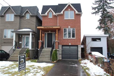 House for sale at 34 Maybourne Ave Toronto Ontario - MLS: E4637656