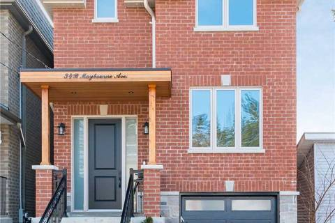 House for rent at 34 Maybourne Ave Toronto Ontario - MLS: E4727057