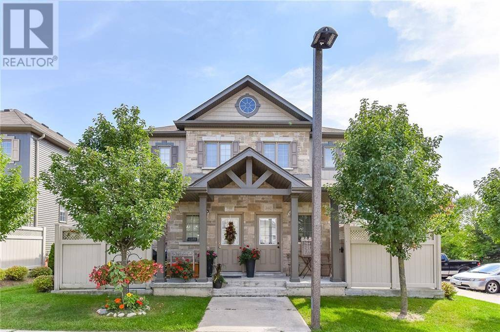 Townhouse for sale at 931 Glasgow St Unit 34c Kitchener Ontario - MLS: 30766628