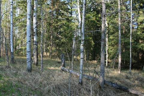 Residential property for sale at 0 Site#19 & 20, 50056 Twp 35-0  Unit 35 Rural Clearwater County Alberta - MLS: C4247675