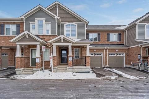 Townhouse for sale at 1000 Asleton Blvd Unit 35 Milton Ontario - MLS: W4693215