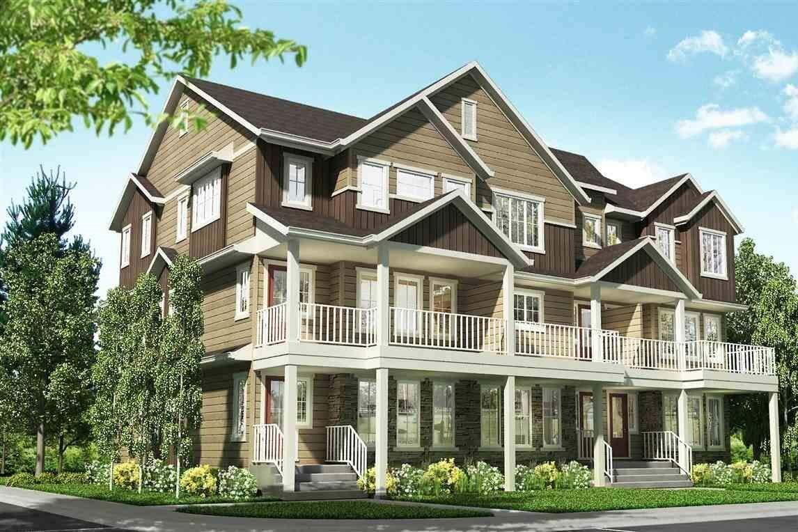 Townhouse for sale at 1051 Graydon Hill Bv SW Unit 35 Edmonton Alberta - MLS: E4210023