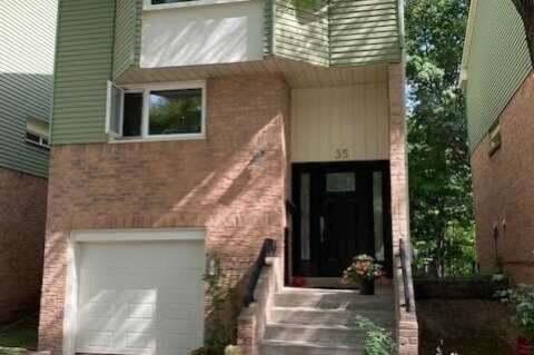 Townhouse for sale at 1135 Mccraney St Unit 35 Oakville Ontario - MLS: W4898780