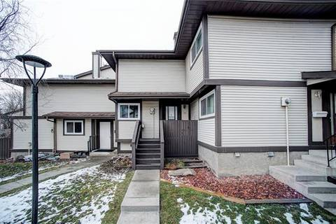 Townhouse for sale at 115 Bergen Rd Northwest Unit 35 Calgary Alberta - MLS: C4275459