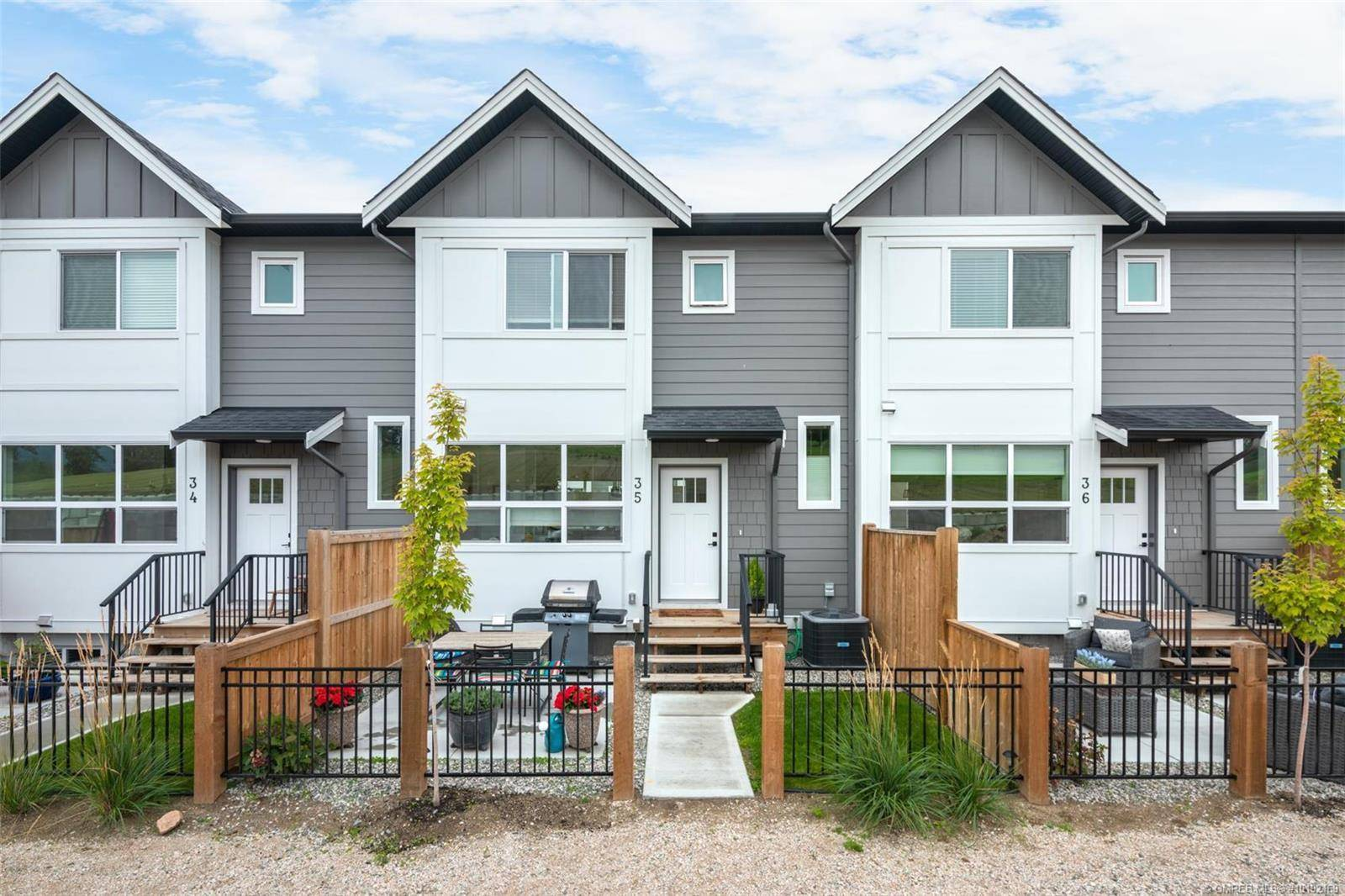 Townhouse for sale at 12075 Oceola Rd Unit 35 Lake Country British Columbia - MLS: 10192169