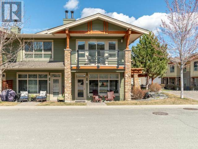 Townhouse for sale at 130 Colebrook Road  Unit 35 Tobiano British Columbia - MLS: 156144