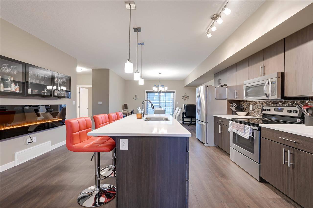 Townhouse for sale at 1480 Watt Dr Sw Unit 35 Edmonton Alberta - MLS: E4173383