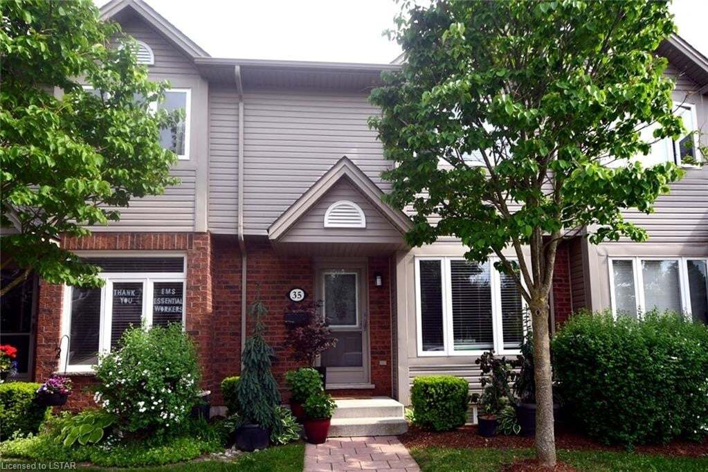 Home for sale at 1535 Trossacks Ave Unit 35 London Ontario - MLS: 263770