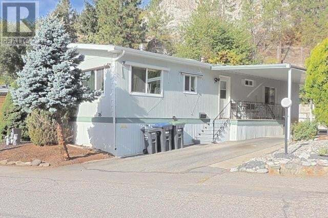 Home for sale at 1701 Penticton Ave Unit 35 Penticton British Columbia - MLS: 186352