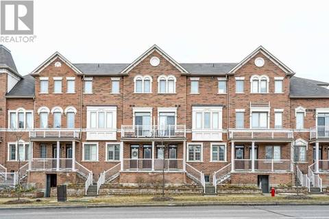Townhouse for sale at 180 Howden Blvd Unit 35 Brampton Ontario - MLS: W4418709