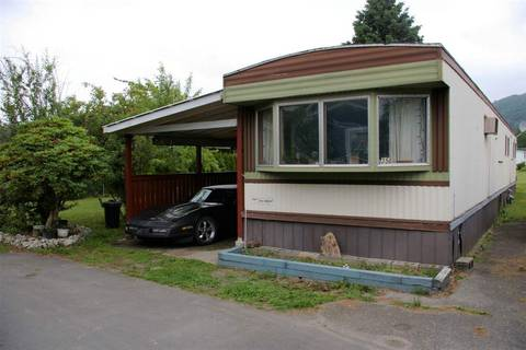 Residential property for sale at 1884 Heath Rd Unit 35 Agassiz British Columbia - MLS: R2374117