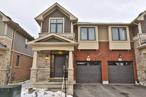 Townhouse for sale at 1890 Rymal Rd Unit 35 Hamilton Ontario - MLS: X4649439