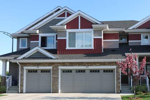Townhouse for sale at 2004 Trumpeter Wy Nw Unit 35 Edmonton Alberta - MLS: E4162782