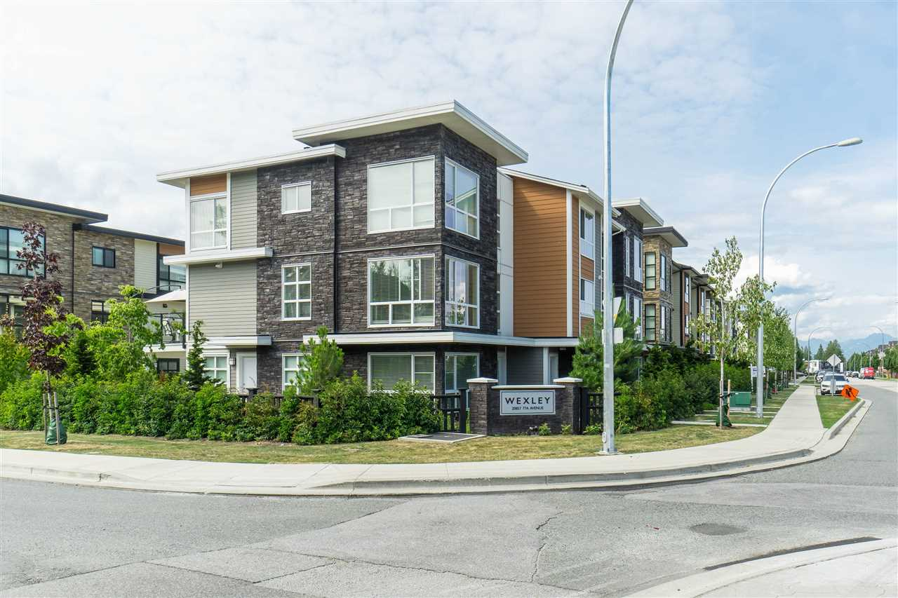 Sold: 35 - 20857 77a Avenue, Langley, BC