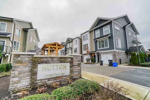 Townhouse for sale at 21150 76a Ave Unit 35 Langley British Columbia - MLS: R2420511