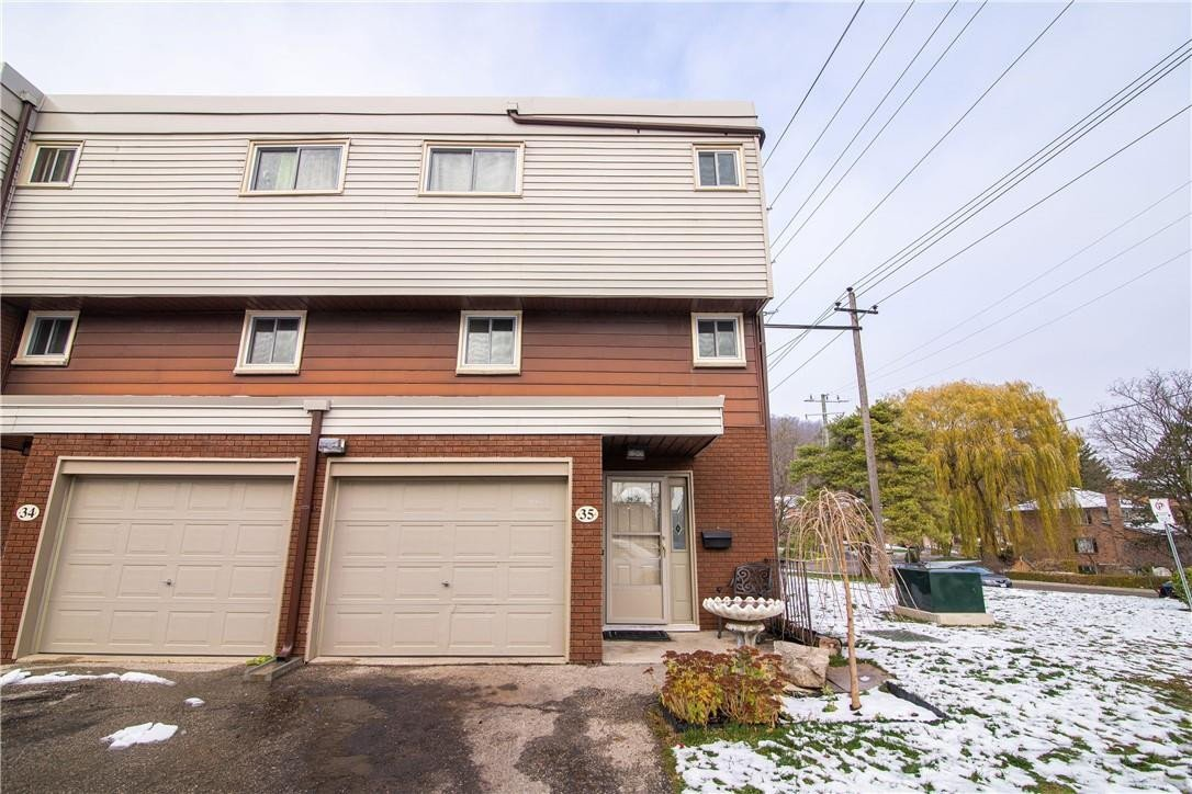 Townhouse for sale at 23 Watsons Ln Unit 35 Dundas Ontario - MLS: H4093610