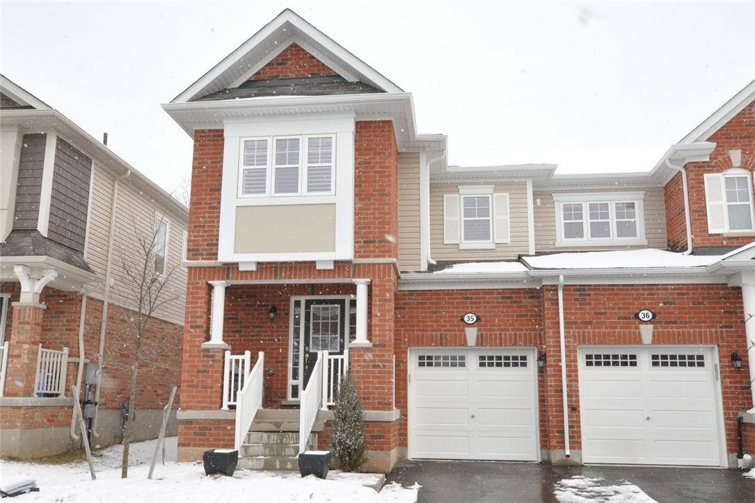 Townhouse for sale at 230 Avonsyde Blvd Unit 35 Waterdown Ontario - MLS: H4071231