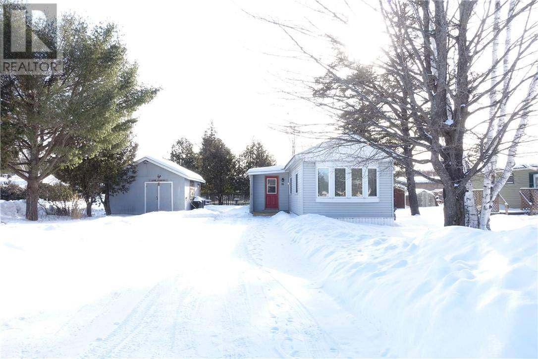 Residential property for sale at 2300 Lee Valley Rd Unit 35 Espanola Ontario - MLS: 2083966