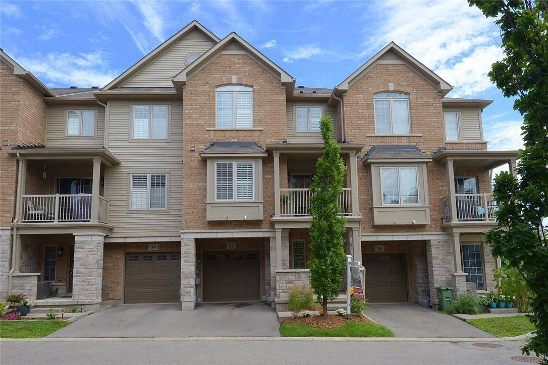 Townhouse for sale at 257 Parkside Dr Unit 35 Waterdown Ontario - MLS: H4061745