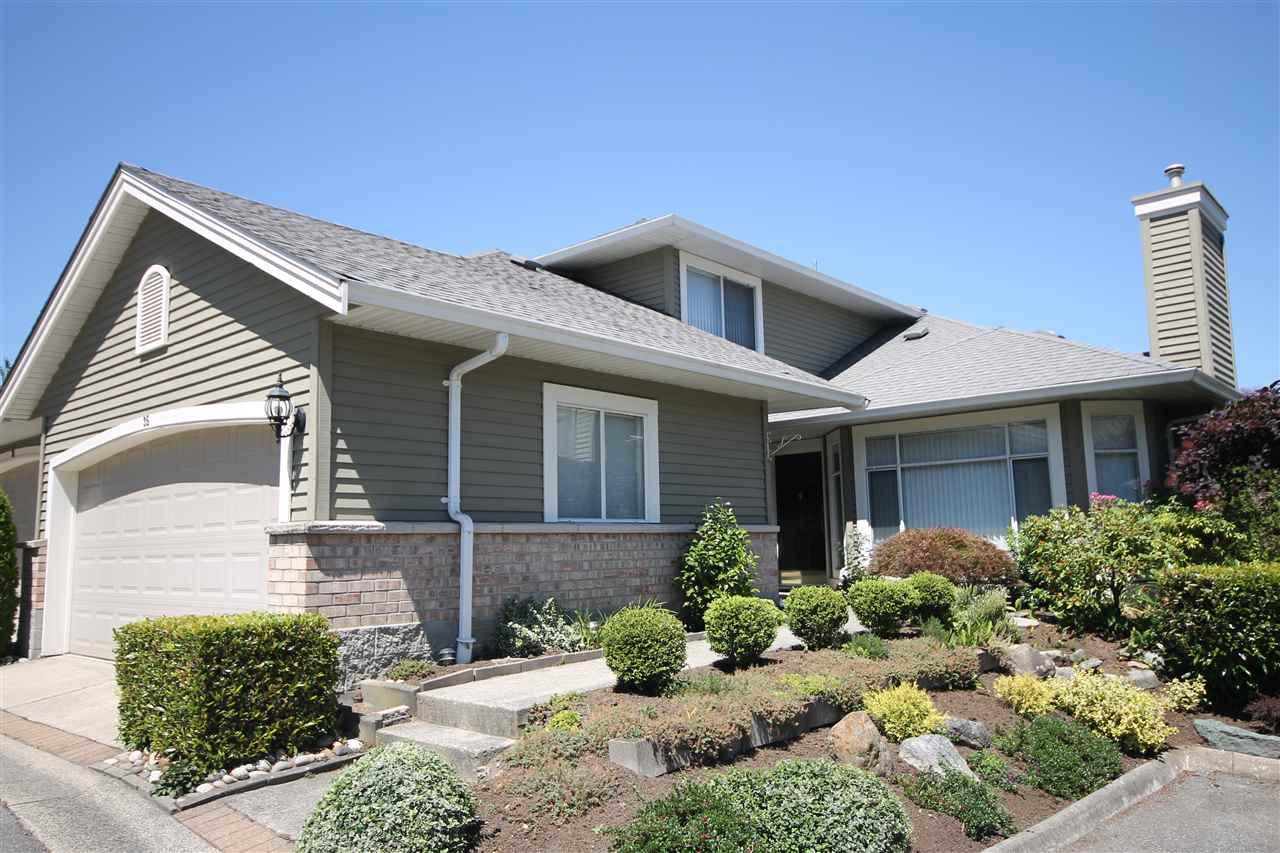 Sold: 35 - 2672 151 Street, Surrey, BC
