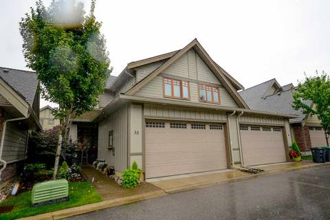 Townhouse for sale at 3109 161 St Unit 35 Surrey British Columbia - MLS: R2395181
